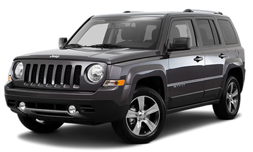 Jeep Patriot 2007-2017