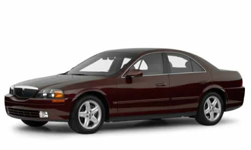 Lincoln LS 2000-2006